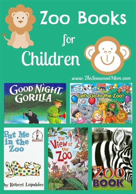 visiting the zoo the seasoned 574 | Zoo Books