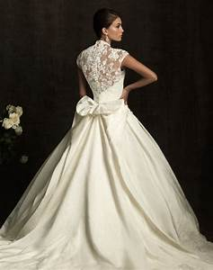 stunning open back wedding dresses With wedding dress back