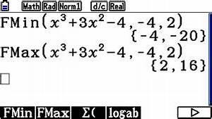 Tangente Und Normale Berechnen : casio fx cg20 extrempunkte wendepunkte tangente und ~ Themetempest.com Abrechnung