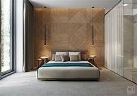 fine bedroom accent wall 3 Luxury Homes Taking Different Approaches To Wall Art