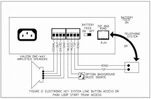Typical Overhead Paging System Wiring Diagram