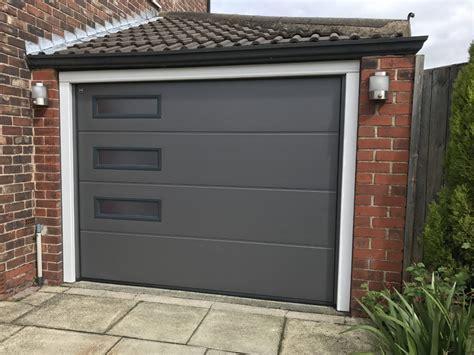 Garage Door Repair Uk by Hormann Sectional Garage Door Denton Pennine Garage Doors