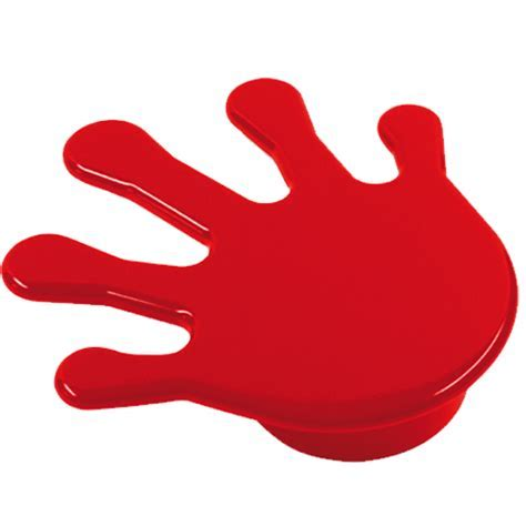 Buy Hand Cabinet Handle in Red Color Online in India