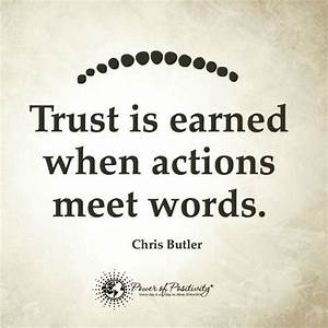 32 best Trust Quotes images on Pinterest | Confidence ...