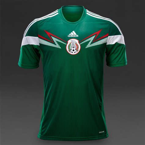 football shirts adidas mexico  home replica short
