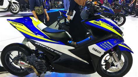 Yamaha Aerox 155vva Hd Photo by Yamaha Aerox 155 แต ง