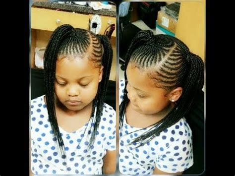 Kid Hairstyles by Braids Hairstyles 2018 Beautiful Styles For