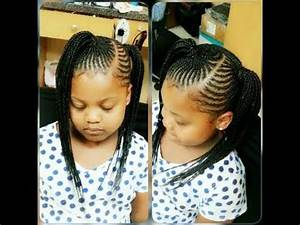 Kids Braids Hairstyles 2018 : Beautiful Styles for Cute Little Girls YouTube