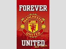 nra magazine 12 iPhone Wallpaper of Manchester United