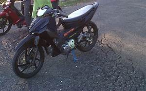 Modifikasi Honda 100cc