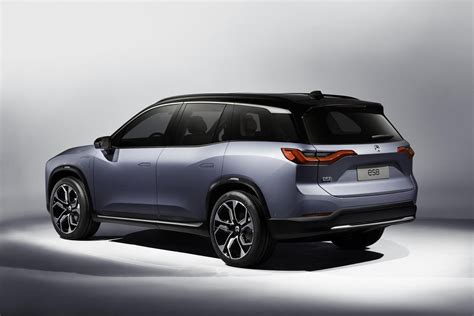 New Cars Suv by Nio Debuts Es8 Electric Suv For China