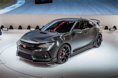 Civic Type R by 2017 Civic Type R Prototype Hd Photo Gallery X Auto