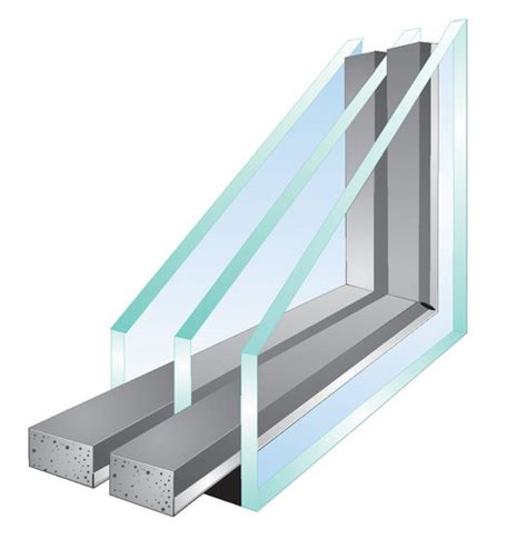 triple pane window  rs  square feet