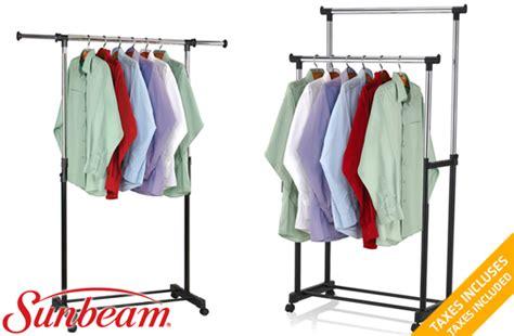 support vetement chambre supports à vêtements sunbeam jusqu à 67 de rabais sur