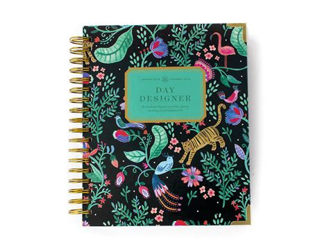 day designer by save the date 2018 daily planner launch day designer