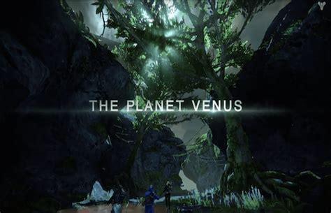 Venus Revealed In Newest Destiny Trailer  Dual Pixels