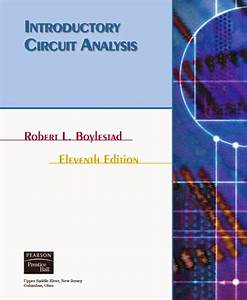 Introductory Circuit Analysis By Robert Boylestad 11th