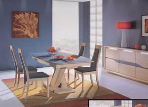 salle a manger chene contemporaine autour d39aix en With salle À manger contemporaineavec salle À manger contemporaine bois massif