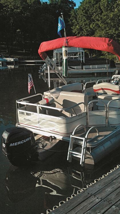 Deck Boat Meaning by What S In A Name The Meaning The Logo Pontoon