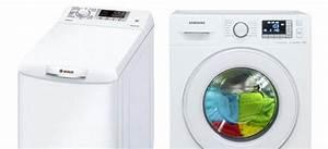 Lave Linge Top Amovible : lave linge guide d 39 achat ufc que choisir ~ Melissatoandfro.com Idées de Décoration