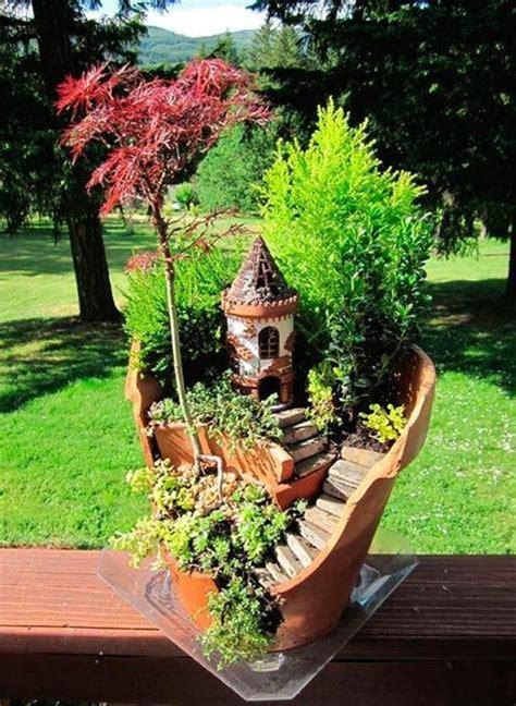 miniature garden design ideas  enjoy natural beauty