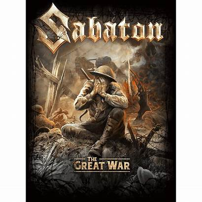 Sabaton War Flag Flags Accessories Patch Subscribe
