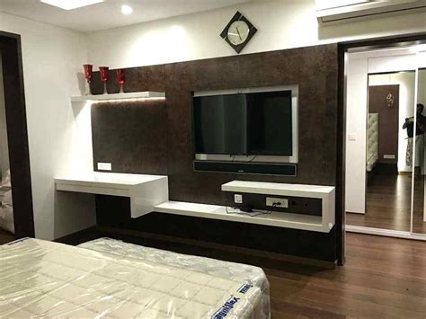 Built In Tv Cabinet Unit : Stylid Homes   Special Built In