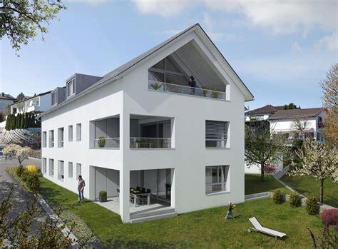 Zweifamilienhaus 2 Eingängen by Mehrfamilienhaus Neubau Baustein Ag