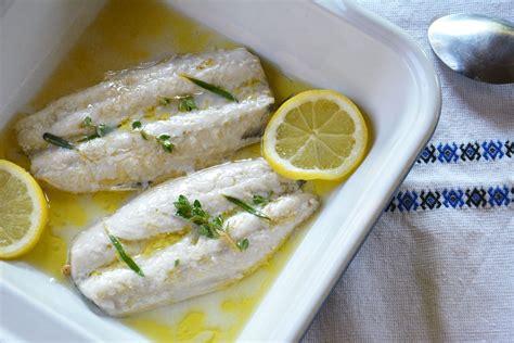 cuisiner maquereau filets de maquereau four citron et romarin au fil du thym