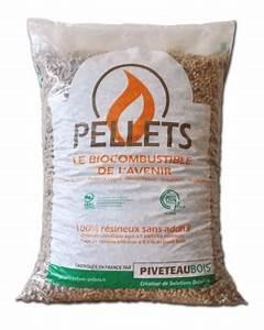 Pellets De Bois : 660003249 pellets piveteau 72 sacs 15kg ~ Nature-et-papiers.com Idées de Décoration