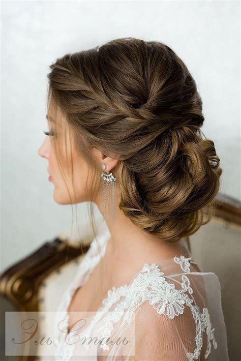 chic updo wedding hairstyles   brides