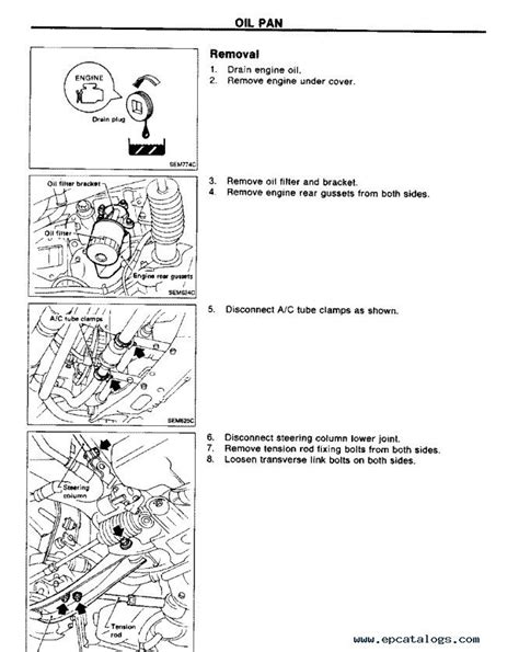 online auto repair manual 1995 nissan 300zx spare parts catalogs nissan 300zx 1984 1985 1988 1990 1994 1996 service pdf
