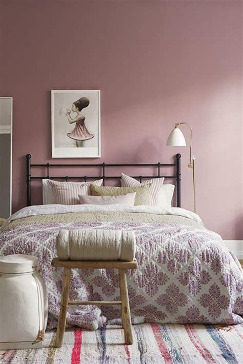 couleur de chambre couleur peinture chambre à coucher 30 idées inspirantes