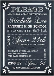 Graduation Party Invitations : Graduation Party ...