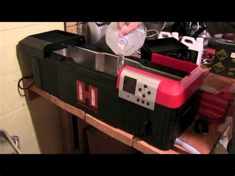 ultrasonic tub review hornady tub sonic cleaner