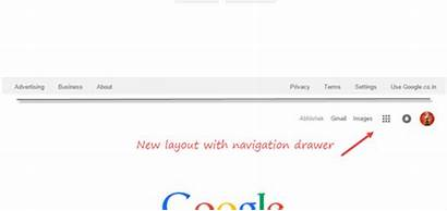 Layout Google Classic