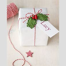 White Wrapping Paper  Gift Wrap For Christmas From Paper Tree