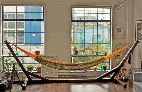 Indoor Hammock Stand how to hammock indoors serac hammocks