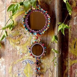 Handmade Mirror Wall Hanging – Creative Giri