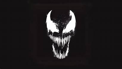 Venom Dark Marvel Background Artistic Wallpapers