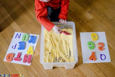 letter hunt for early literacy busy toddler 114 | abchunt2