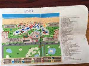 Grand Pyramid Oasis Cancun Resort Map