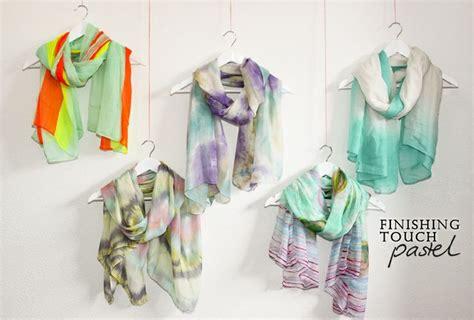 wat doet de stijl van een bloem pastelkleurige sjaals de finishing touch voor je outfit