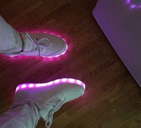 neon light up shoes shoes neon light wheretoget