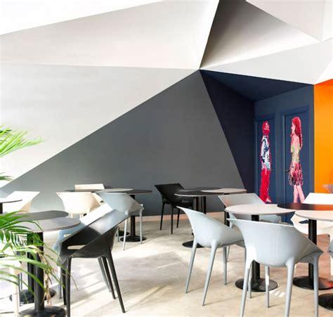 DIY Geometric Walls Pinturas de pared Diseños de