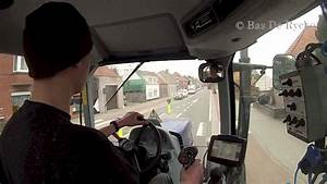 New Holland T7 270 Ac Bp Gopro Cab-view