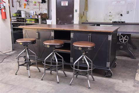 cuisine antique vintage industrial kitchen island antique cart utility