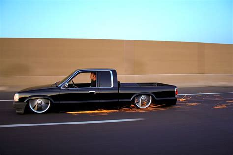 Modern Mazda With Some Classic Mini Truck Flair |