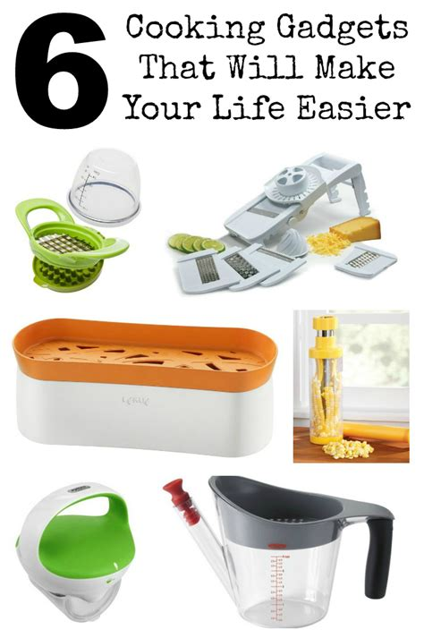 gadgets cuisine 6 cooking gadgets that will your easier