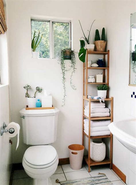 78 brilliant small bathroom storage organization ideas